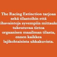 Louie Psihoyos, Racing Extinction – hurmaava joukkokuolema (USA 2015)