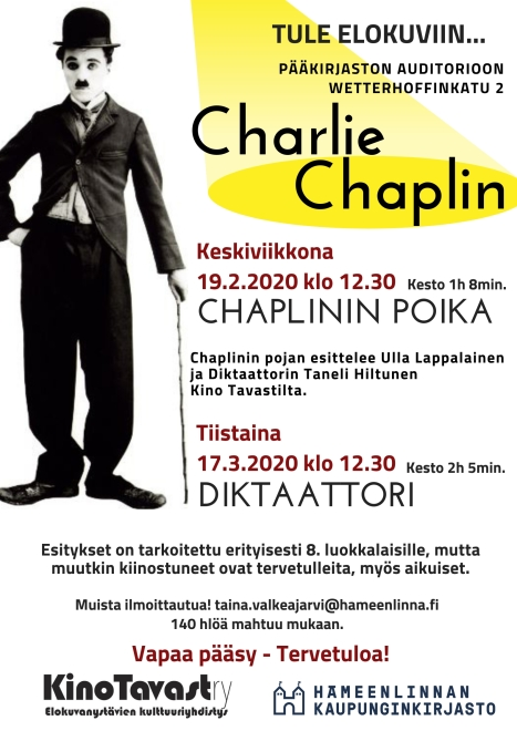 Chaplin 19.2.